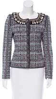 Matthew Williamson Embellished Tweed Jacket