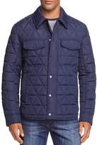 Andrew Marc Medford Quilted Shirt Jacket