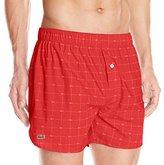 Lacoste Men's Authentic Woven Boxer