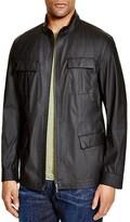 Armani Collezioni Four Pocket Coated Jacket