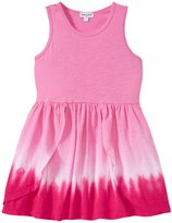 Splendid Racer Tank Dress (Toddler/Kid) - Pink - 2T
