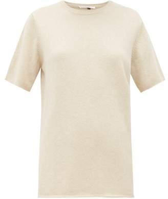 Extreme Cashmere - No. 64 Stretch Cashmere T Shirt - Womens - Ivory
