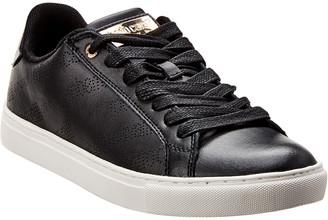 Roberto Cavalli Sport Leather Low Top Sneaker