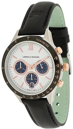 Larsson & Jennings Rally 39mm watch