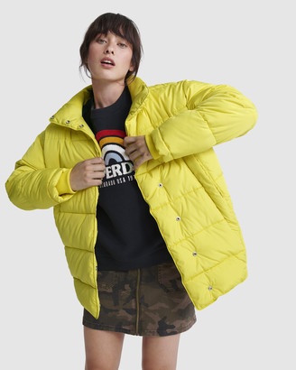Superdry The Edit Ume Padded Jacket