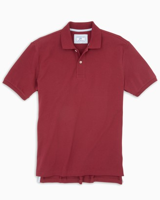 Southern Tide Gameday Skipjack Pique Polo Shirt