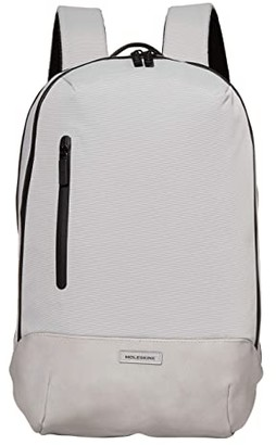 Moleskine Metro Backpack (Ash Grey) Backpack Bags