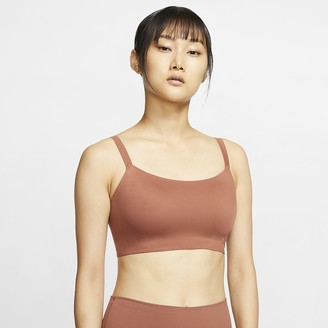 Nike Women's Light-Support 1-Piece Pad Sports Bra Indy Luxe
