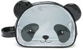 Forever 21 Panda Face Makeup Bag