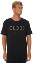 Globe Company Mens Tee Black