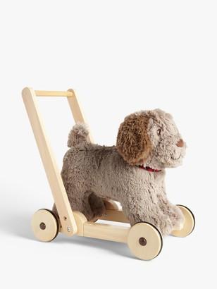 John Lewis & Partners Wooden Dog Walker
