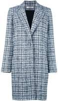 Lanvin tweed singled breasted coat