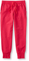 L.L. Bean Girls' Runabout Jogger Pants