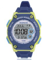 OUANGANC Kids' Multi Functional Digital Sport Watch Boys' LED Waterproof Wrist Watches Chronograph Chime