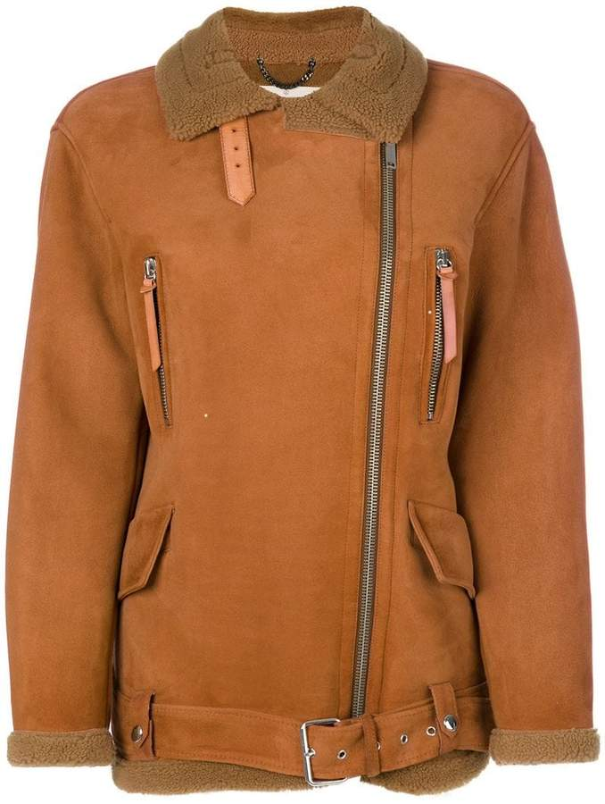 Golden Goose aviator jacket