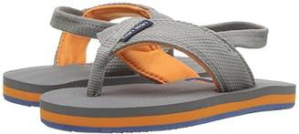 Hari mari Kids Dunes (Toddler) (Gray/Blue/Orange) Kids Shoes