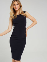 Portmans Elsa Eyelet City Dress