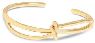AllSaints Knot Twist Cuff Bracelet