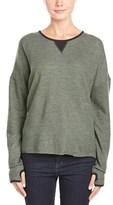 One Teaspoon Dolman Sleeve Sweater.