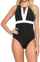 Jets Classique High Neck One Piece