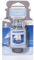Yankee Candle Car Jar Life's A Breeze Air Freshener