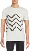Zanerobe Short Sleeve Chevron T-Shirt