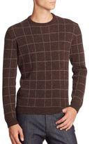 Ermenegildo Zegna Wool-Blend Crewneck Sweater