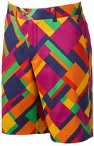 Men's Loudmouth Wreck Tangles Golf Shorts
