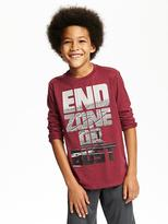 Old Navy Go-Dry Graphic Tee for Boys