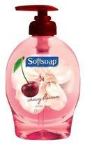 Softsoap Liquid Hand Soap Cherry Blossom