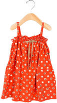 Bonpoint Girls' Sleeveless Printed Dress