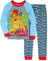 Disney Collection 2-pc. Cotton Pajama Set - Boys 8-20