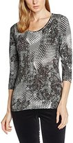 Basler Women's Illona Aztec Long Sleeve Tops