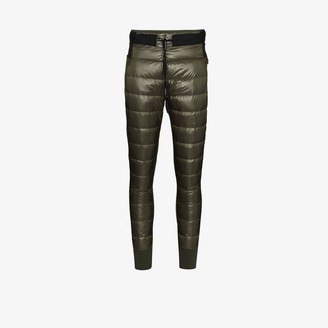 Holden Hybrid quilted track pants
