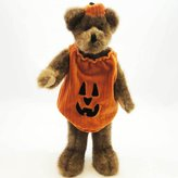 Boyds Bears Plush JACK O LANTERN 919631 Halloween Pumpkin Plush