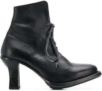 Cherevichkiotvichki Lace-Up Ankle Boots