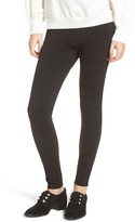 Nordstrom Women's Ponte High Waist Leggings