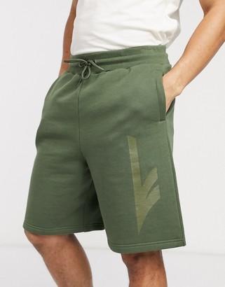 Hi-Tec sweat shorts in green