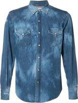 Saint Laurent faded shirt - men - Cotton - L