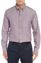 Cutter & Buck Men's Big & Tall Classic Fit Oxford Sport Shirt