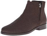 Armani Jeans Women's LIZARD BOOTIE Chelsea Boot