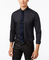 INC International Concepts Men's Paisley Shirt and Tie Combo, Only at Macy's