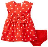Kate Spade Fiorella Dress & Bloomer Set (Baby Girls)