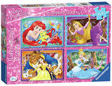 Ravensburger Disney Princess 4 x 42 Piece Puzzle
