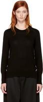 Burberry Black Merino Meigan Sweater