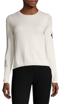 Christian Dior Paradise Cashmere High Low Sweater