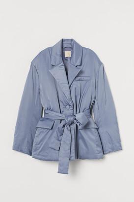 H&M Padded blazer-style jacket