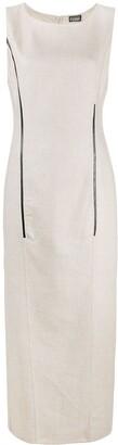 Gianfranco Ferré Pre-Owned 1990s Sleeveless Long Dress