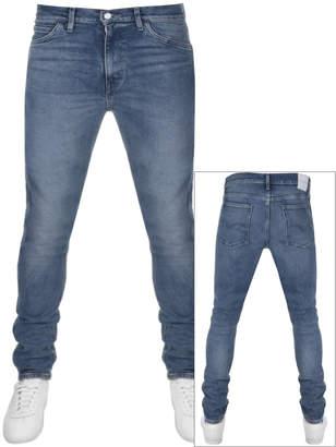 Levi's Levis Line 8 Skinny Fit Jeans Blue