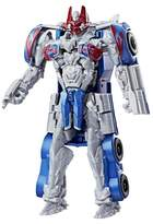 Transformers Optimus Prime The Last Knight - Armor Turbo Changer Action Figure